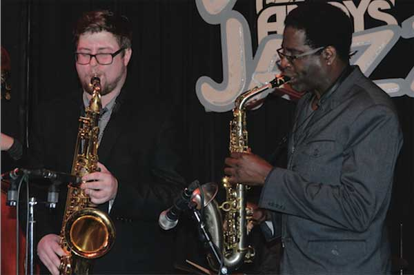 Tenor saxophonist Chris Milyo of Arlington, Texas, was named the winner of the 2015 Saxophone Idol competition presented by Buffet Crampon and Julius Keilwerth.