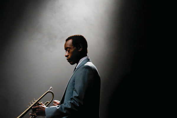 In addition to directing the Miles Davis biopic Miles Ahead, Don Cheadle also has the lead role. The film will premiere at the 53rd New York Film Festival.