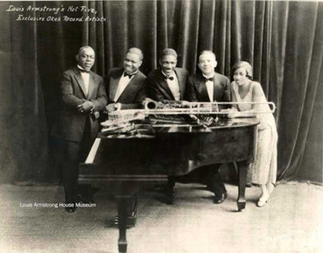Louis Armstrong's Hot Five