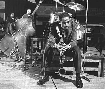 Eric Dolphy (alto saxophone, flute, bass clarinet)