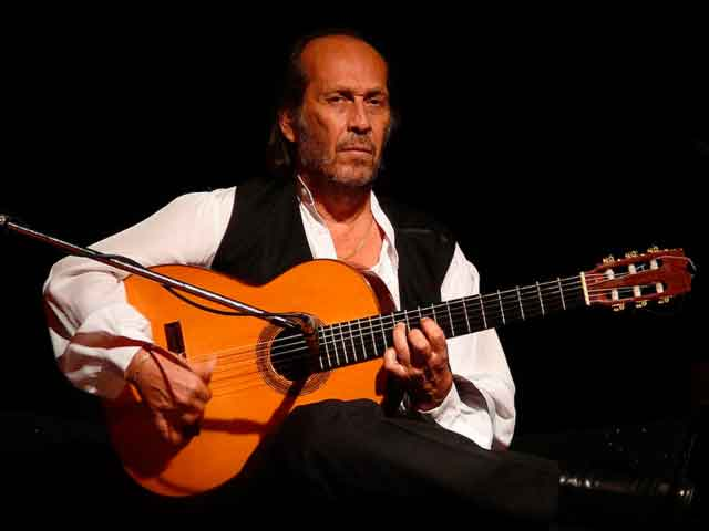 Francisco Gustavo Sánchez Gomez (21 December 1947 – 25 February 2014), known as Paco de Lucía, was a Spanish virtuoso flamenco guitarist, composer and producer