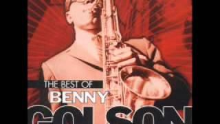 "Benny Golson ""I Didn't Know What Time It Was"""