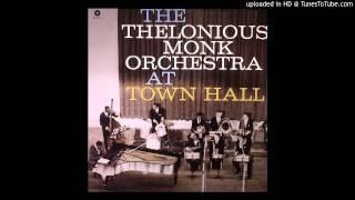 "Thelonious Monk Orchestra:  ""Friday The 13th"""