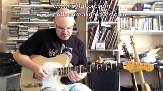 Roy Fulton - Smooth Jazz guitar solo