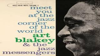 Art Blakey&The Jazz Messengers - Announcement By Pee Wee Marquette&Art Blakey