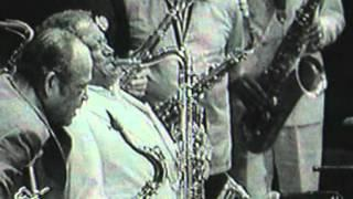 "1988 Illinois Jacquet - ""Texas Tenor"" 1991, music-excerpt part-1 w. Arnett Cobb"