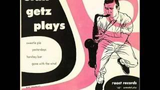 Stan Getz Quartet - Yesterdays