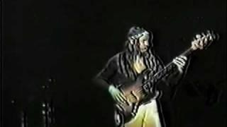 Jaco Pastorius solo pt. 2 Reading 1978