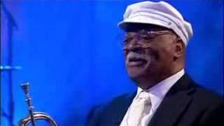 "Clark Terry does ""Mumbles"""