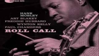 Hank Mobley Quintet 1960 ~ The More I See You