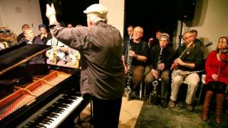 Karl Berger's Stone Workshop Orchestra [first Set] - At The Stone, NYC - Dec 5 2011