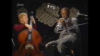 ClarkTerry&Red Mitchell - ZDF (German TV) Jazz Club 1987 Full Show