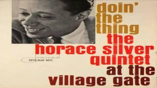 Horace Silver - The Gringo/Cool Eyes (Theme)
