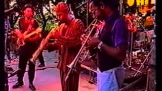 Marcus Miller 1994 (part) Panther/ Mr. Pastorius