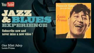 Louis Prima - One Mint Julep