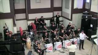 Woody Shaw - University of Miami Concert Jazz Band featuring Brian Lynch