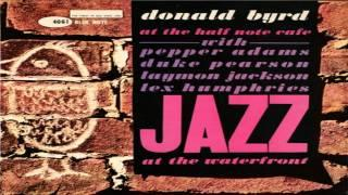 Donald Byrd - Between the Devil and the Deep