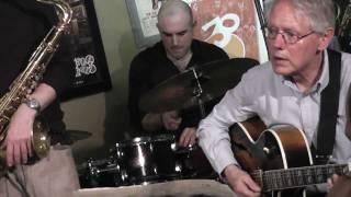 STEVE BROWN QUINTET - Blues para Mar (A Coruña, jazz Filloa 6.10.11) [HD]