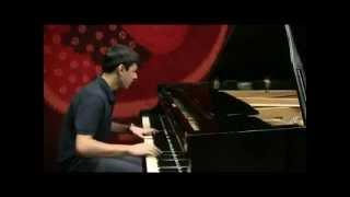 Beka Gochiashvili 2012 GRAMMY Jazz-Camp audition video