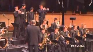 Perdido - Garfield Jazz Ensemble, Essentially Ellington 2014