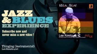Lee Konitz 4tet - Thinging - instrumental