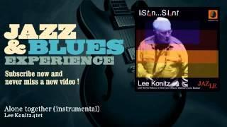 Lee Konitz 4tet - Alone together - instrumental
