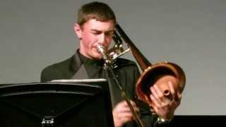 """New Orleans Bump"" - Garfield Jazz Band Combo I at Reno Jazz Festival 2013"