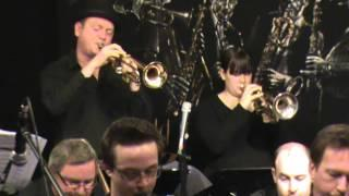 Ronnie Bottomley's All-Star Jazz Orchestra for D-Day 7- on 06.06.14.