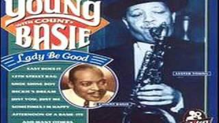 Lester Young - Count Basie - Lady Be Good (1936)