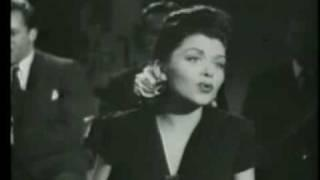 Mad About Him Blues - Jerry Wald And His Orchestra. Anita Boyer Vocal