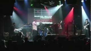 Marcus Miller with Robert Glasper - Butterfly