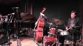 Dave Newton Trio with Don Weller&Martin Shaw @ North Wales Jazz - Up Jumped Spring