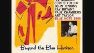 Cliff Jordan-  Beyond the Blue Horizon