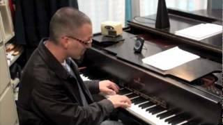 Jazz Piano - Fourths Piano Voicings