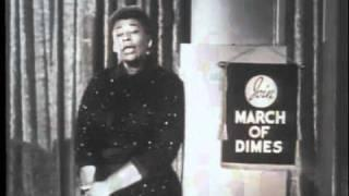Ella Fitzgerald for the March of Dimes