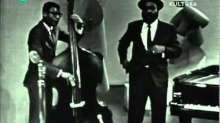 Thelonious Monk Quartet in Poland April 1966