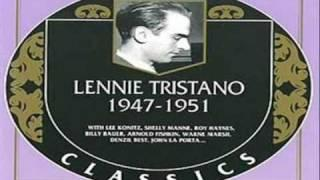 Lennie Tristano Sextet 1949 ~ Sax Of A Kind