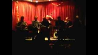 Stuart Riley Octet @ North Wales Jazz - Freddie Freeloader (extract)