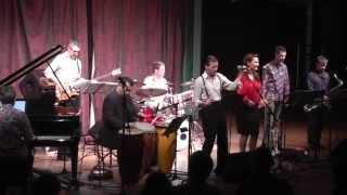 CUBANA BOP @ North Wales Jazz