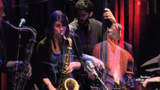 Melissa Aldana and Crash Trio - The Checkout - Live at Berklee
