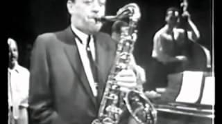 Lester Young - Mean To Me - Art Ford's Jazz Party Sep. 25, 1958 - HQ Audio