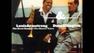 "Louis Armstrong&Duke Ellington ""It Don't Mean a Thing (If It Ain't Got That Swing)"""