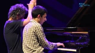 The Chick Corea Trio with Christian McBride and Brian Blade. Special Guest Beka Gochiashvili