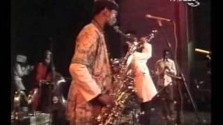 Art Ensemble Of Chicago live in 80s - 6/7