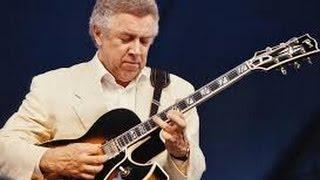 Kenny Burrell Phrase #1 | Jazz Guitar Lesson