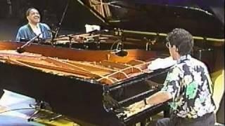 Chick Corea&Gonzalo Rubalcaba Duo / Inprovisation~Spain (1991)