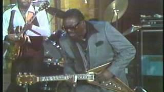 Albert King - Maintenance Shop Blues (Live 1981)