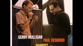 Gerry Mulligan, Paul Desmond - Blues In Time