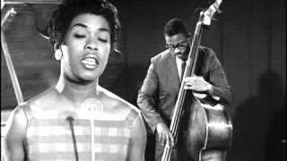 Sarah Vaughan *Tenderly* Live 1958