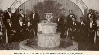 McKinney's Cotton Pickers  - Shim-Me-Sha-Wabble (1928)